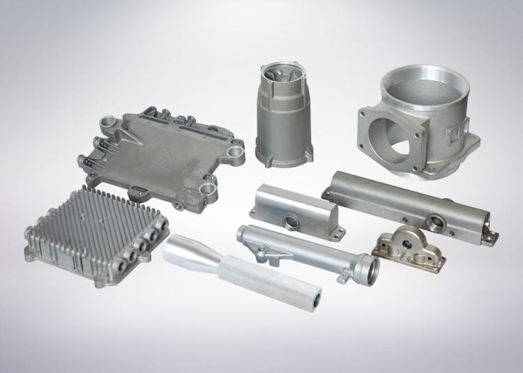 铝壳、异形类零部件