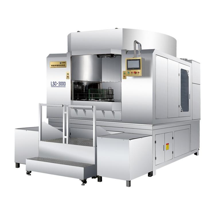 LSC-3000零部件智能清洗机